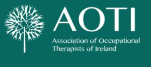 association of OTs in Ireland